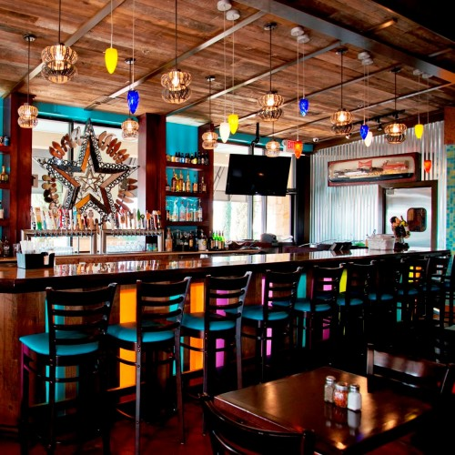 Mellow Mushroom Interior Design San Antonio Msa