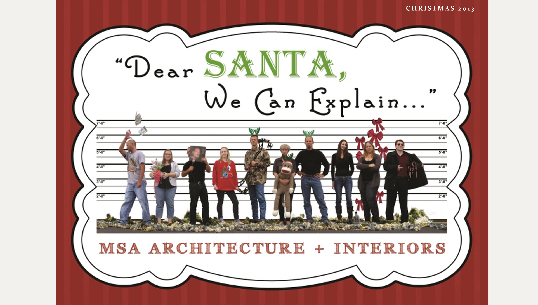 2013 MSA CHRISTMAS CARD 2