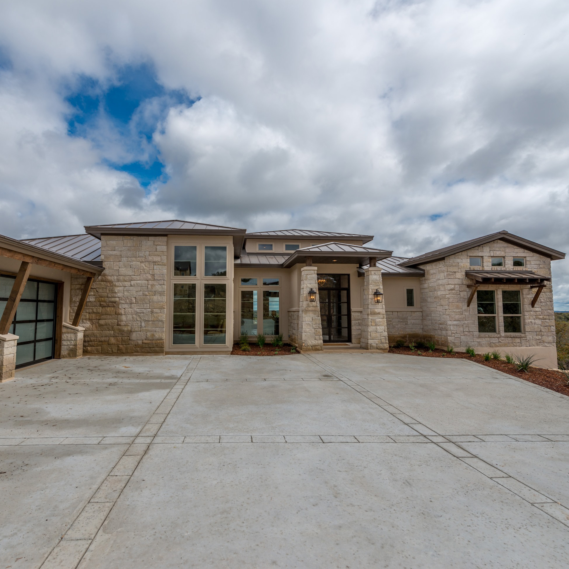 Model Home In San Antonio Texas Coronado Community: San Antonio Architect