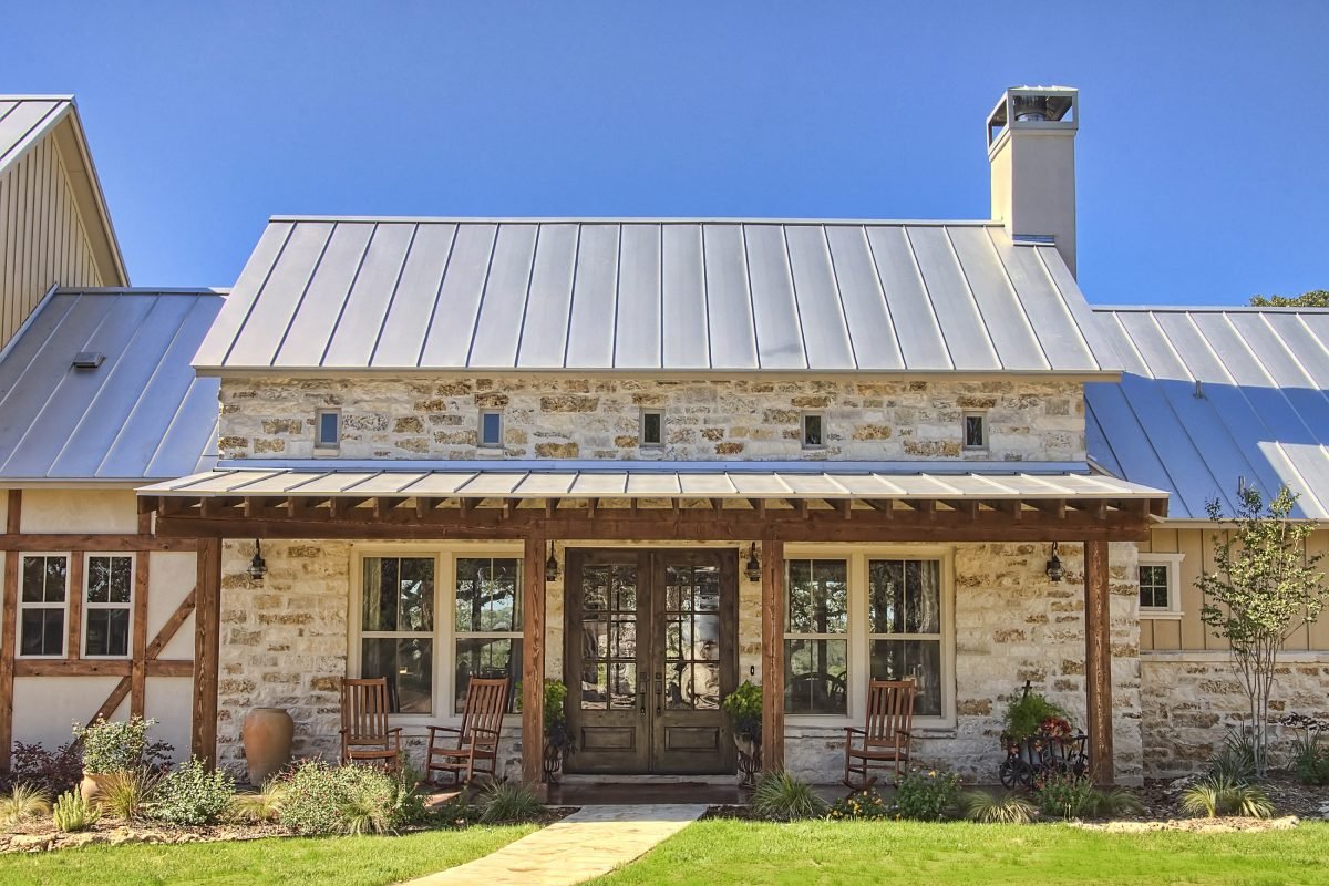 msa architecture interiors residential texas hill country german
